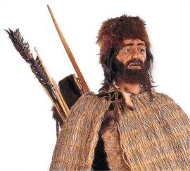 Ötzi, the Iceman.